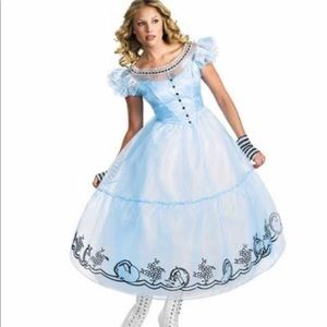Alice in Wonderland Adult Halloween Costume
